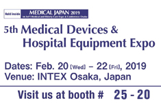 5th Medical Devices & Hostpical Equipment Expo